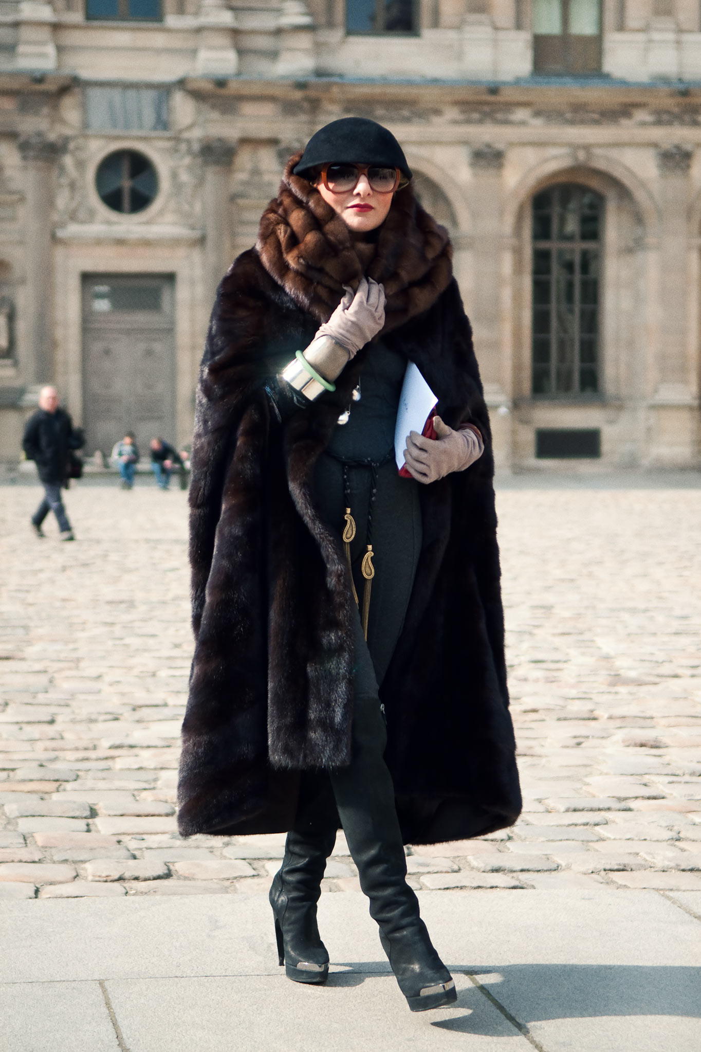 Catherine Baba at Paris Fashion Week Fall/Winter 2010