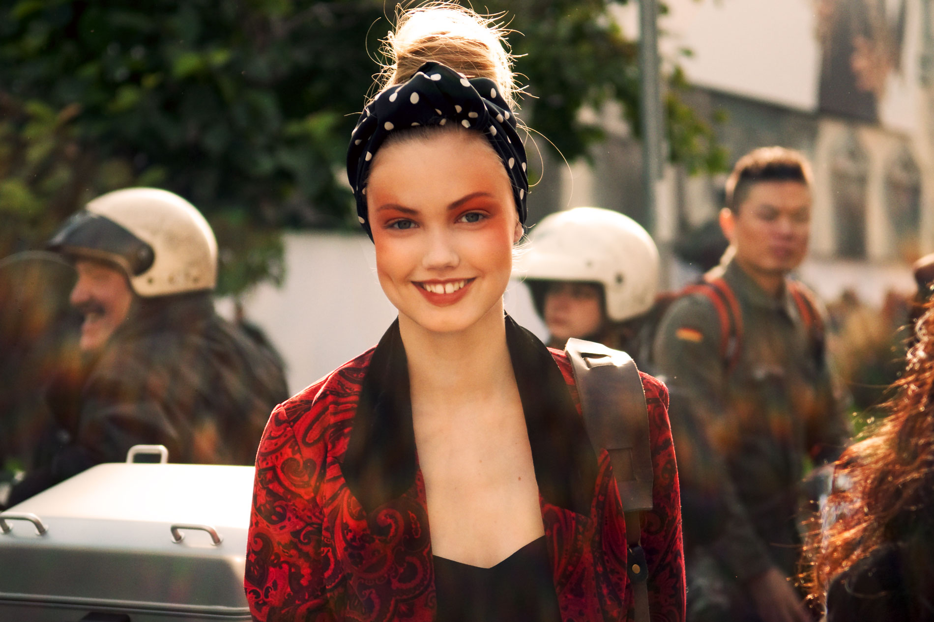 MFW S/S11 Lindsey Wixon