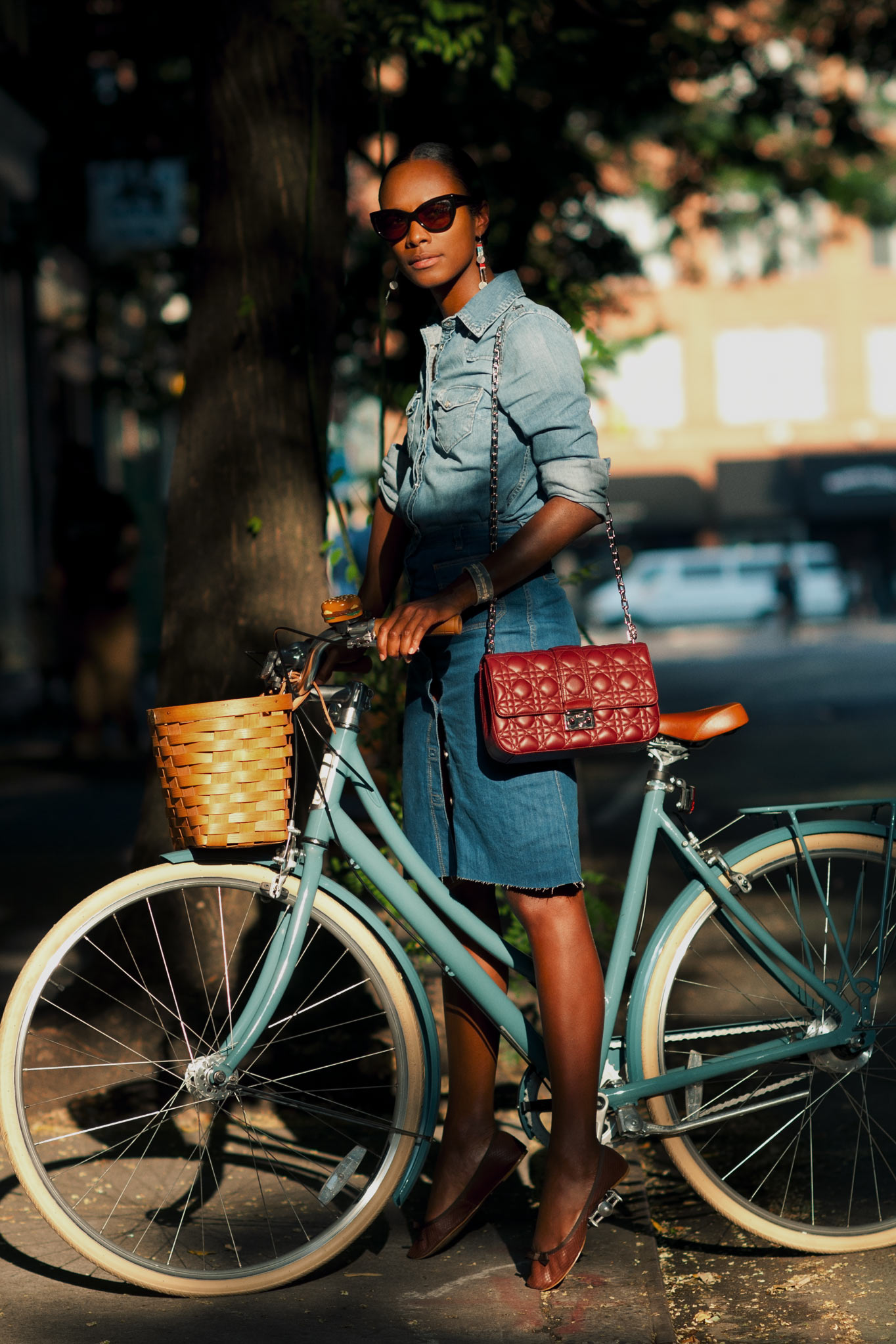 Shala Monroque: Bicycle