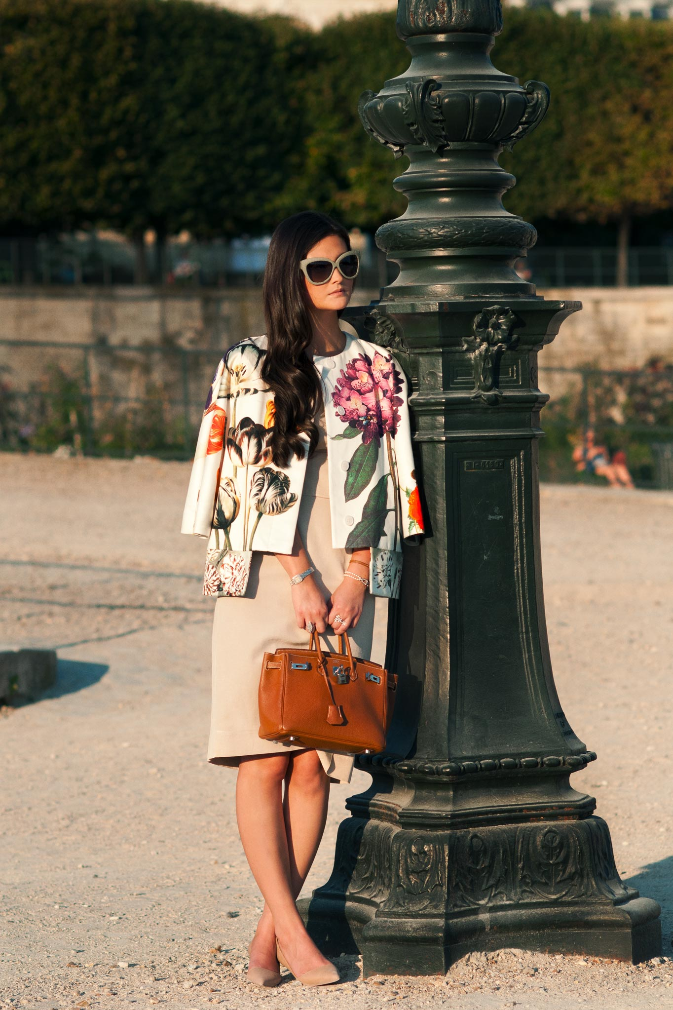 Peony Lim at Paris Fashion Week Spring/Summer 2012