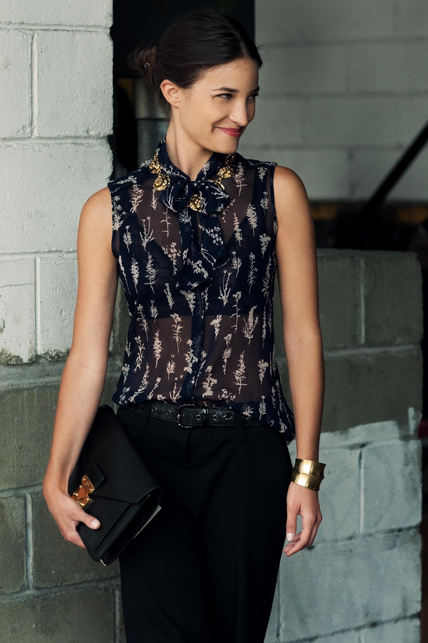 Maria Dueñas Jacobs at New York Fashion Week Spring/Summer 2012