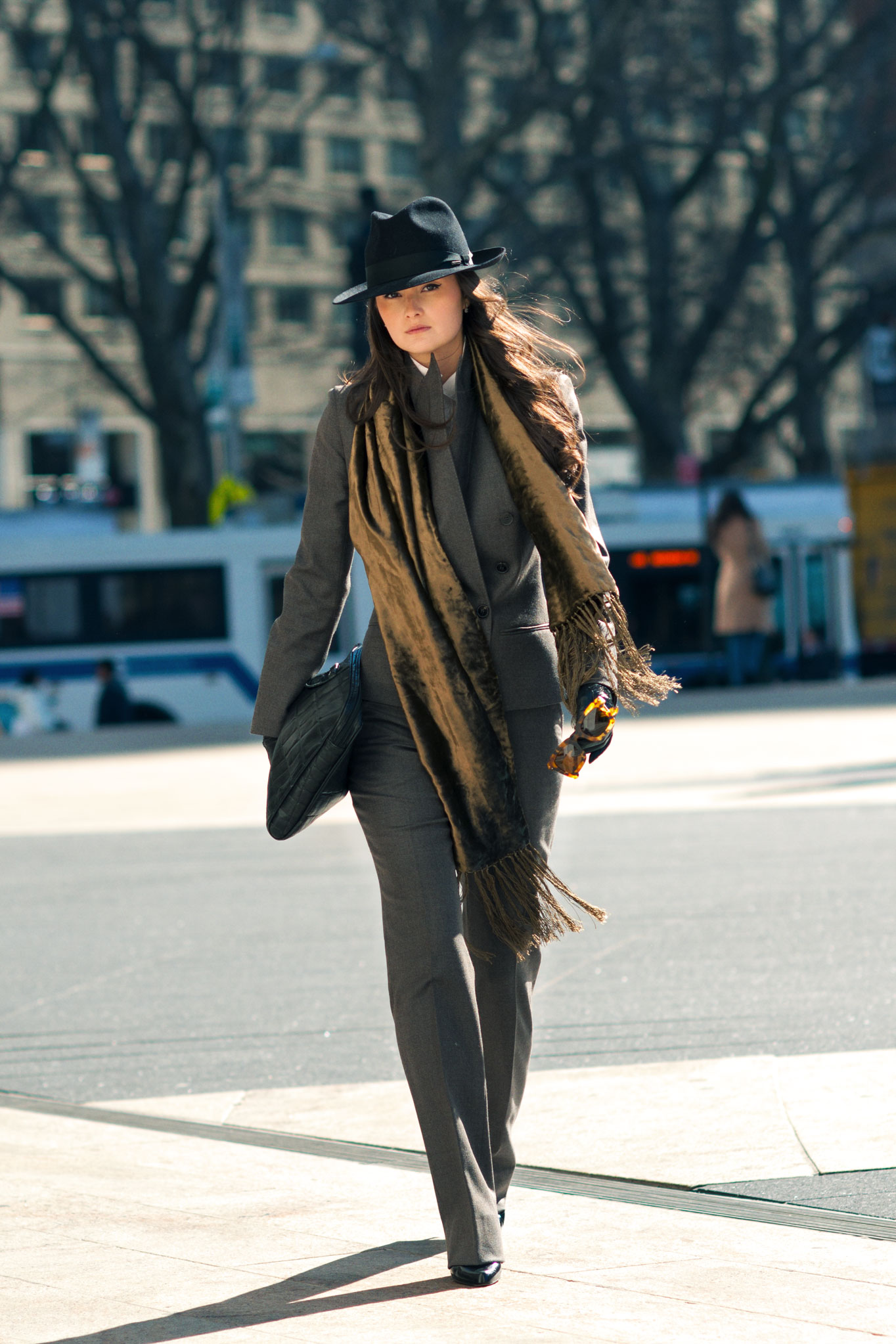 Peony Lim at New York Fashion Week Fall/Winter 2012