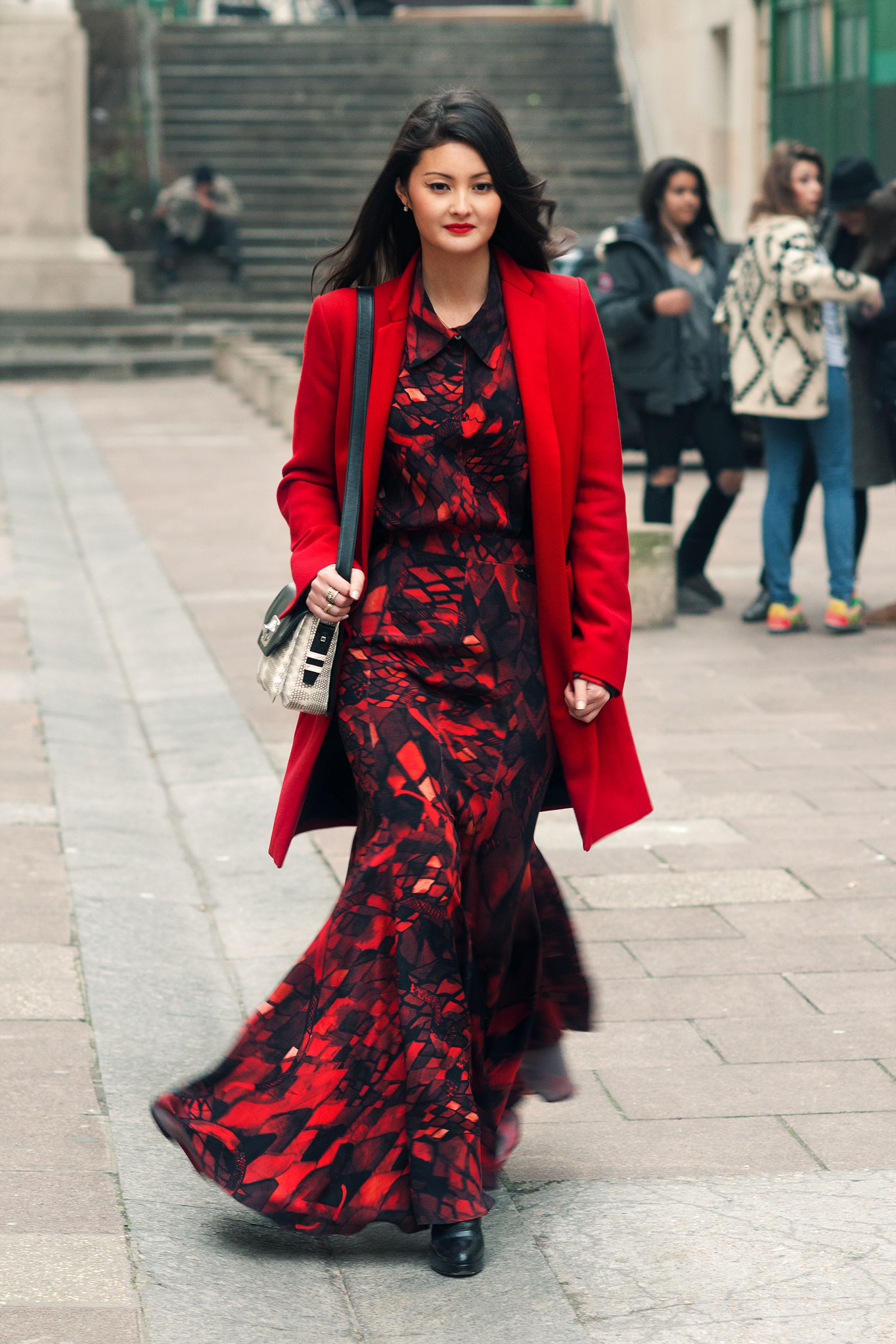 Peony Lim at Paris Fashion Week Fall/Winter 2012