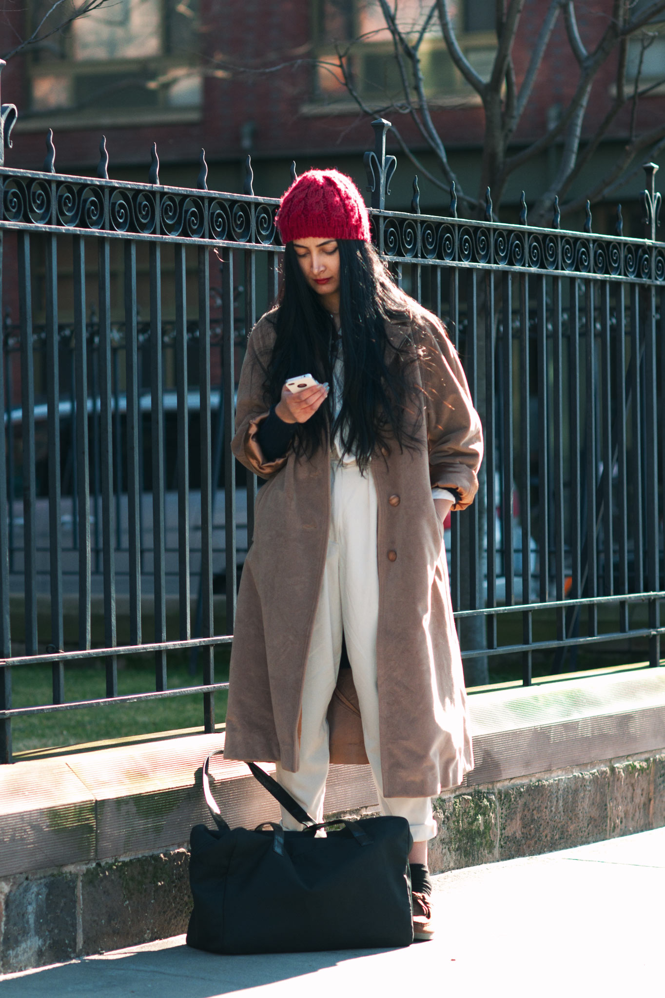 Nadia Sarwar at New York Fashion Week Fall/Winter 2012