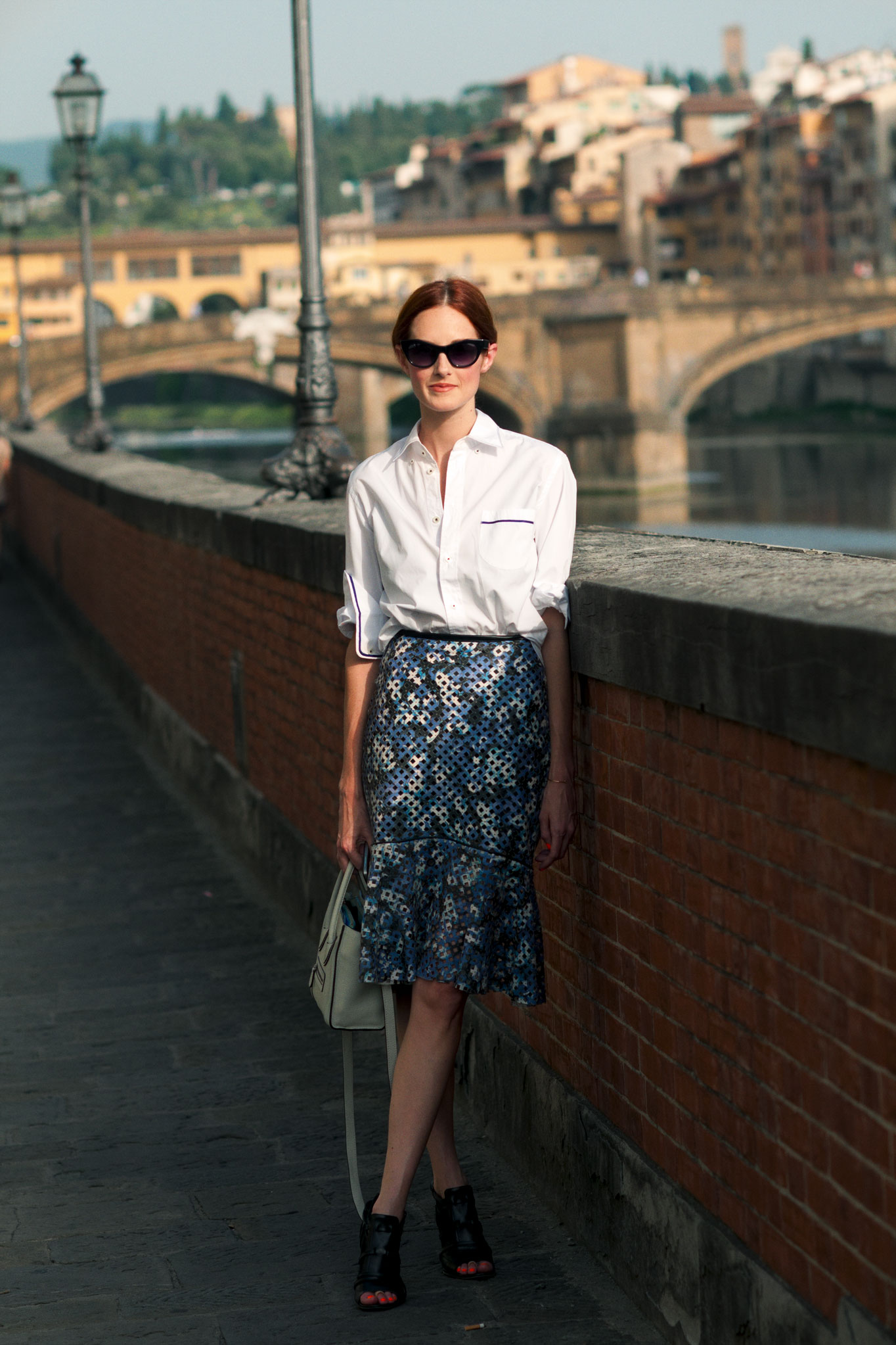 Taylor Tomasi Hill at Pitti Uomo