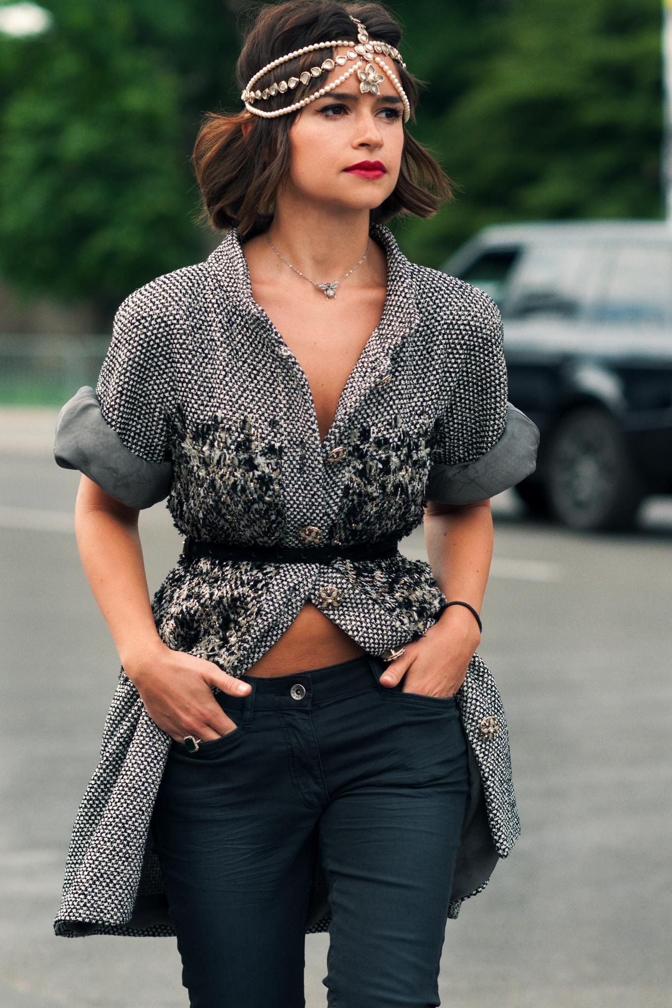 Paris Couture Fall 12 Miroslava Duma