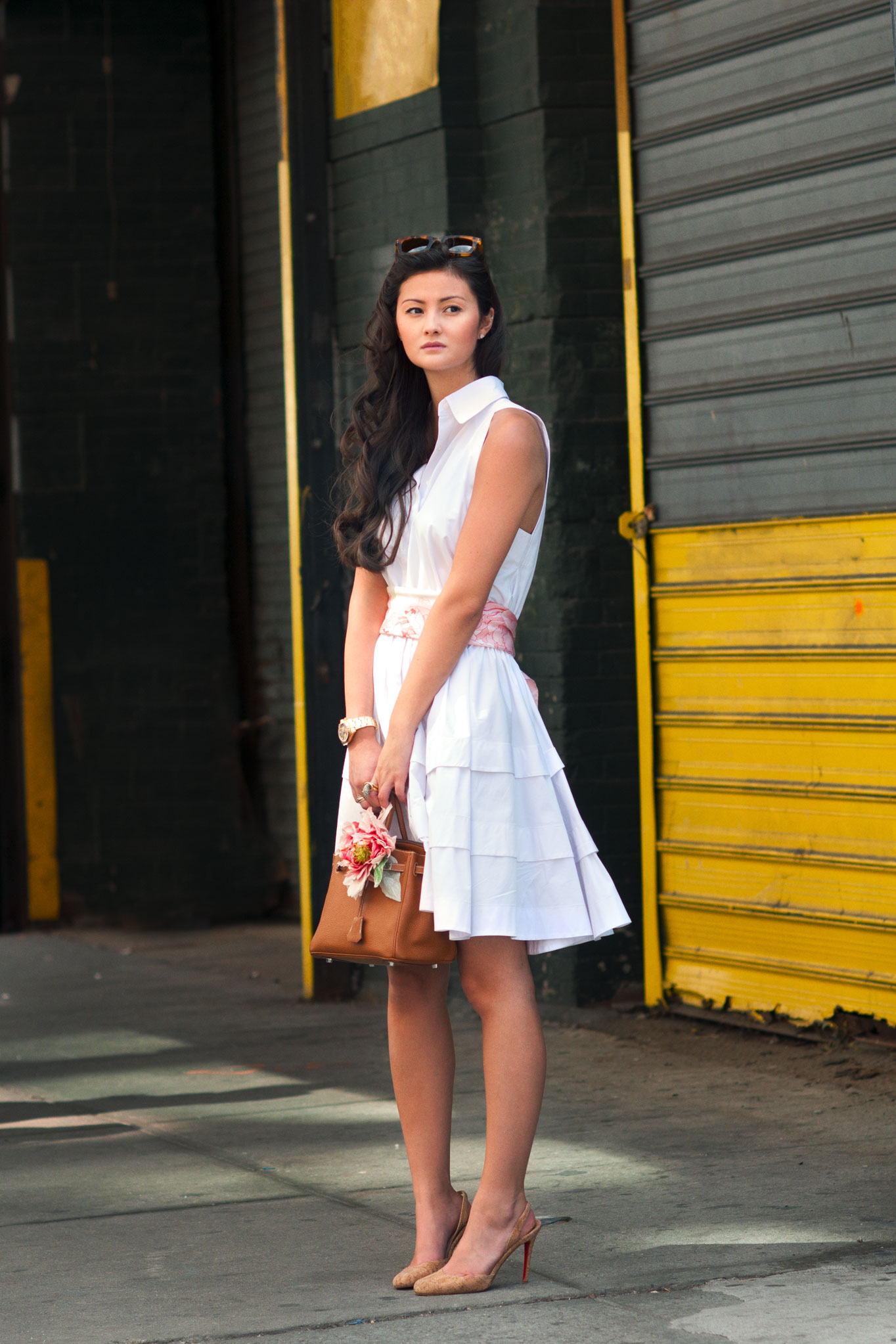 Peony Lim at New York Fashion Week Spring/Summer 2013