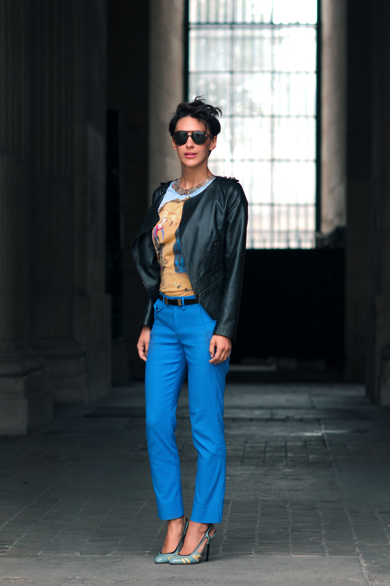 Ceylan Atinc at Paris Fashion Week Spring/Summer 2013