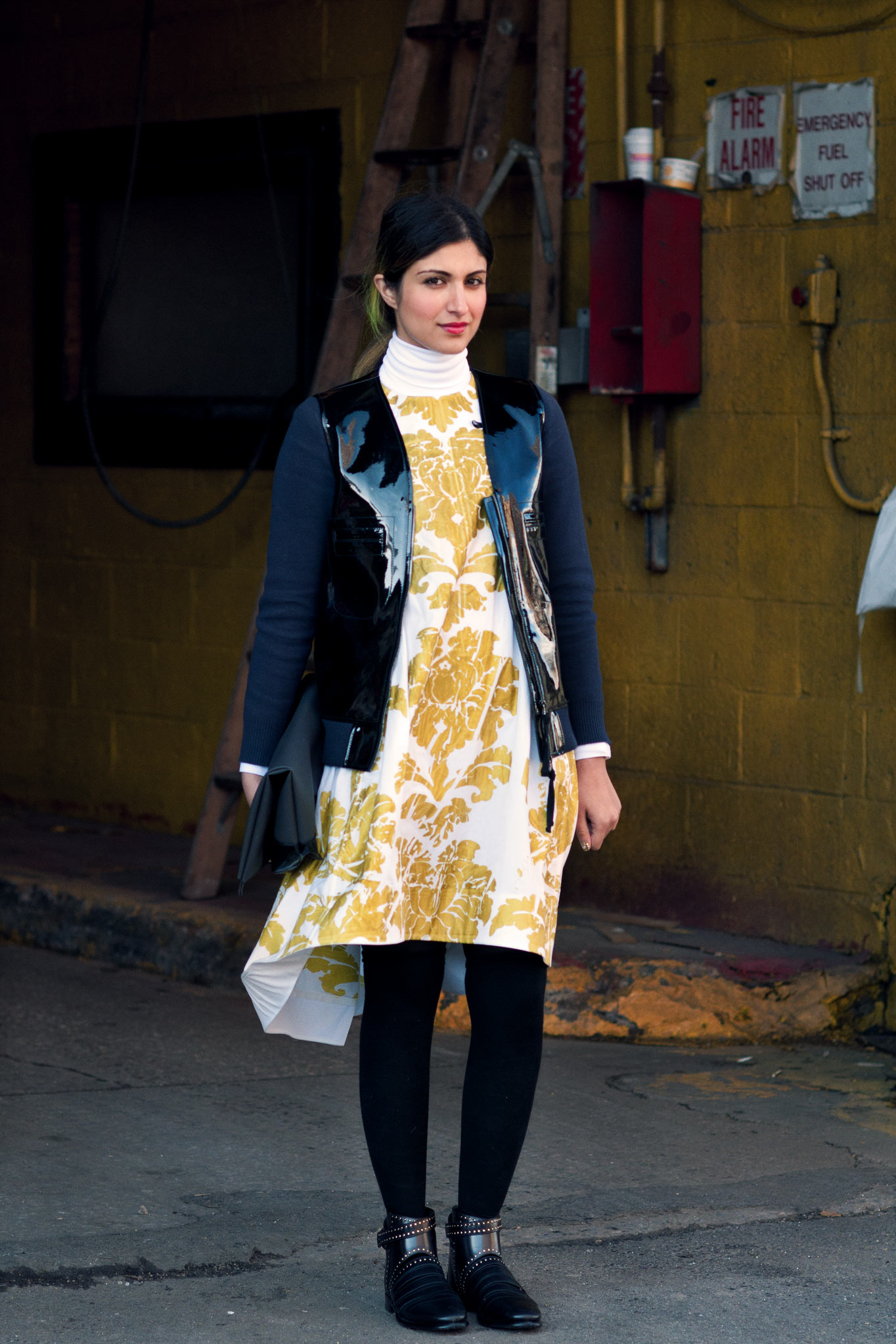 Preetma Singh at New York Fashion Week Fall/Winter 2013