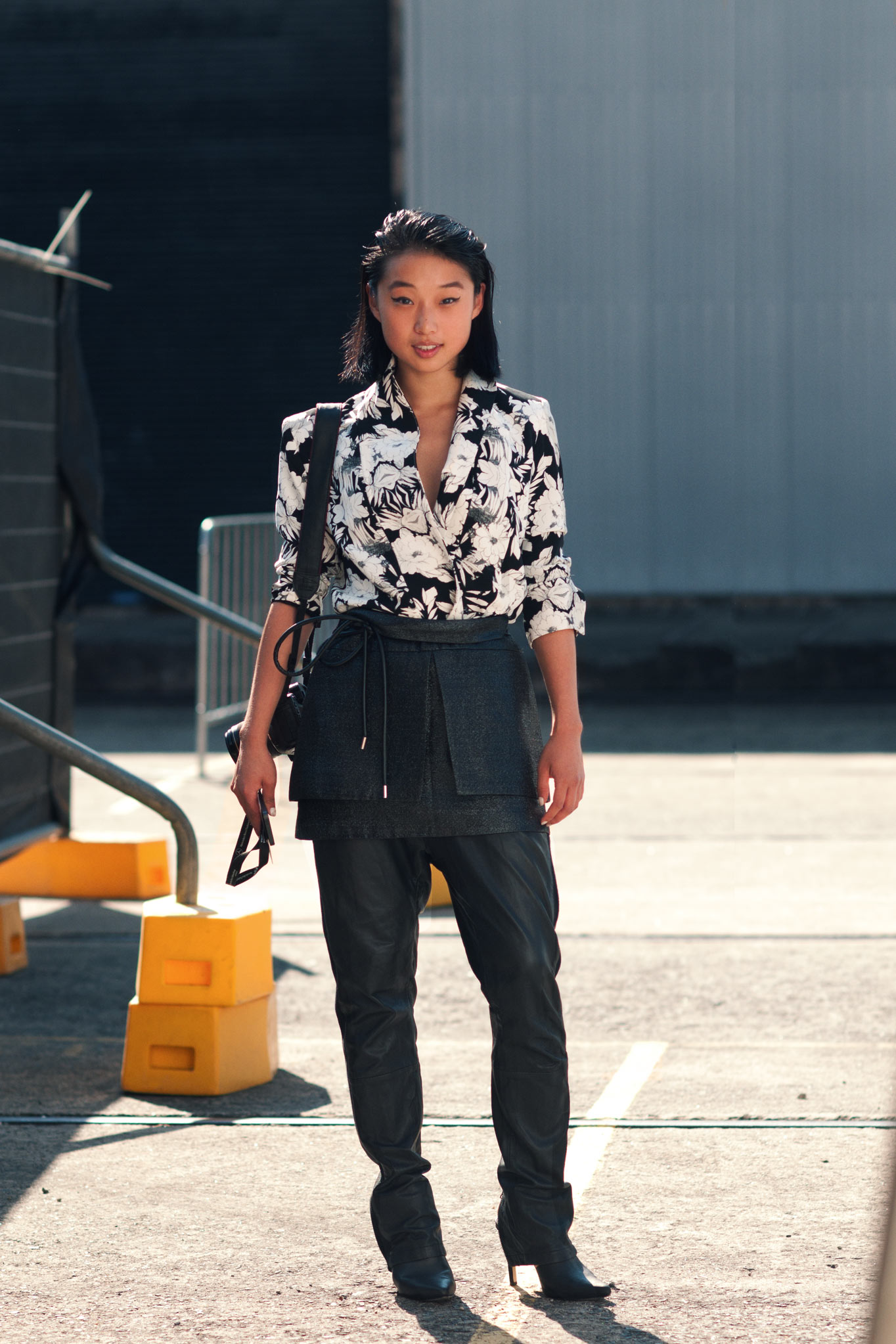 Margaret Zhang at Sydney Fashion Week