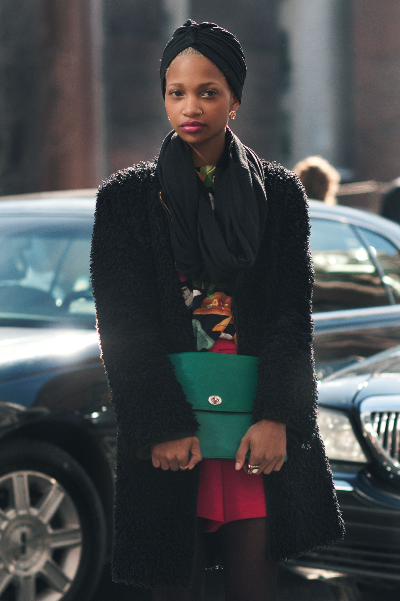 Nima Ford at New York Fashion Week Fall/Winter 2013