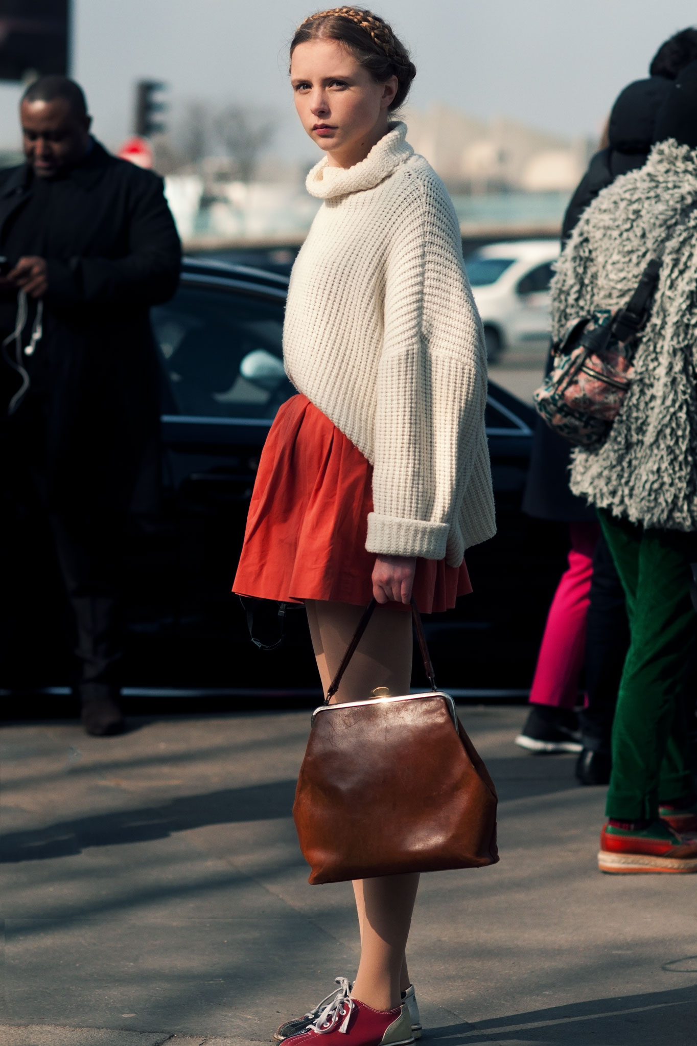 Marie Myrhøj Jensen at Paris Fashion Week Fall/Winter 2013