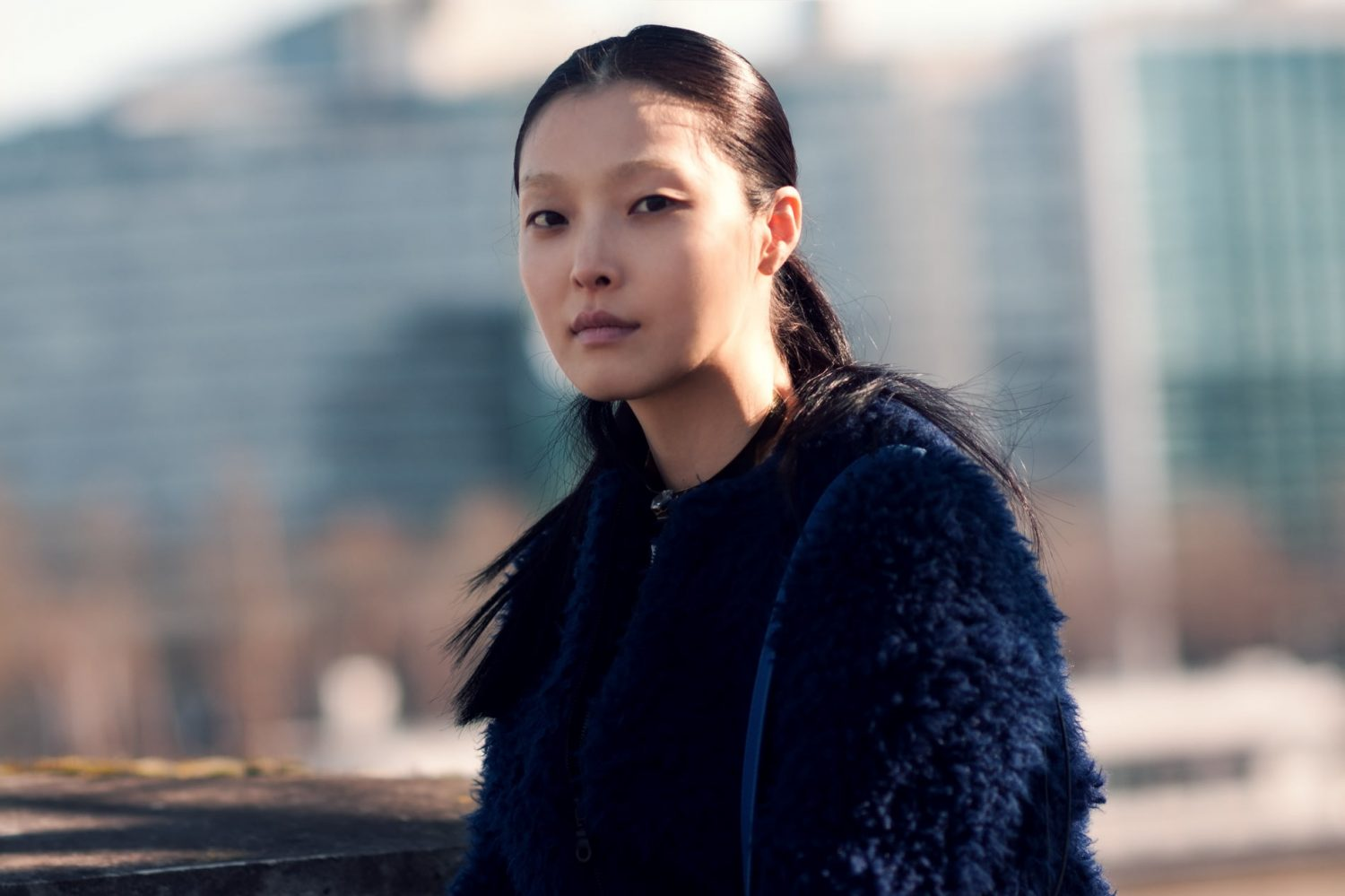 Sung Hee Kim at Paris Fashion Week Fall/Winter 2014