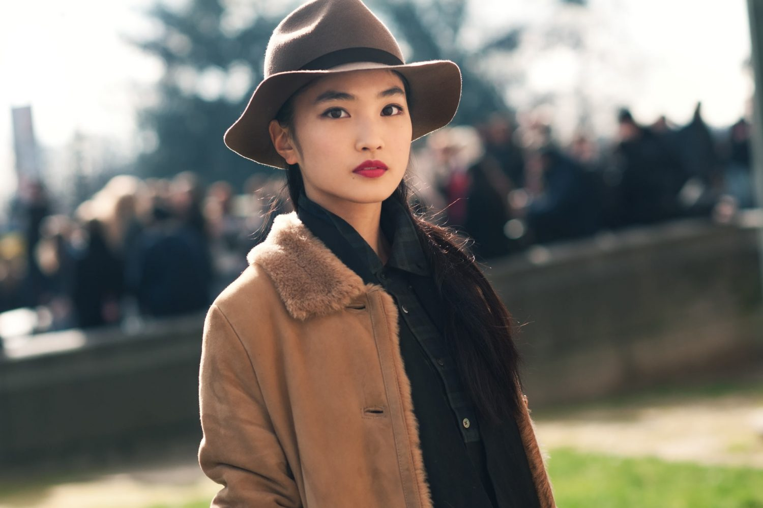 Kiyo Matsumoto at Paris Fashion Week Fall/Winter 2014