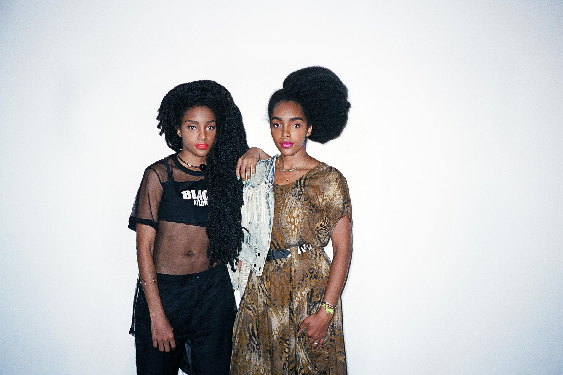 TK Wonder, Cipriana Quann - NYC, September 2014