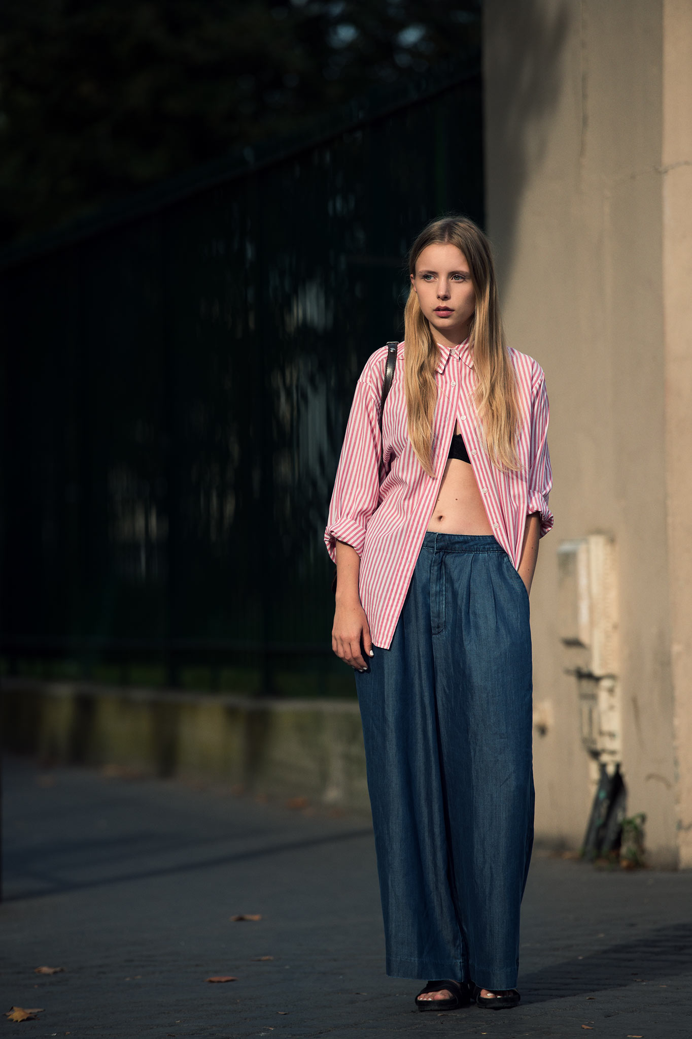 Marie Myrhøj Jensen at Paris Fashion Week Spring/Summer 2015