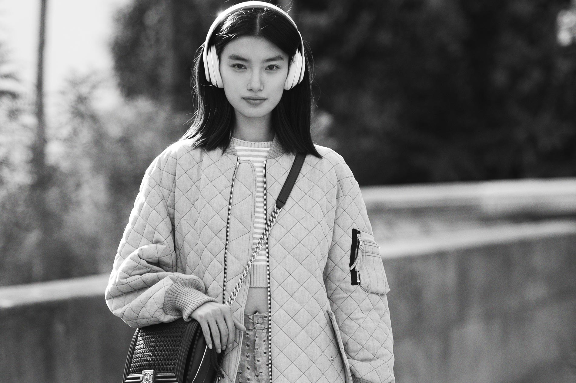 Sissi Hou at Paris Fashion Week Spring/Summer 2015