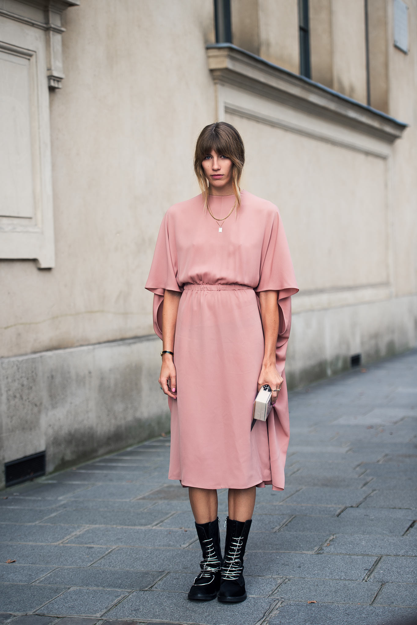 Veronica Heilbrunner at Milan Fashion Week
