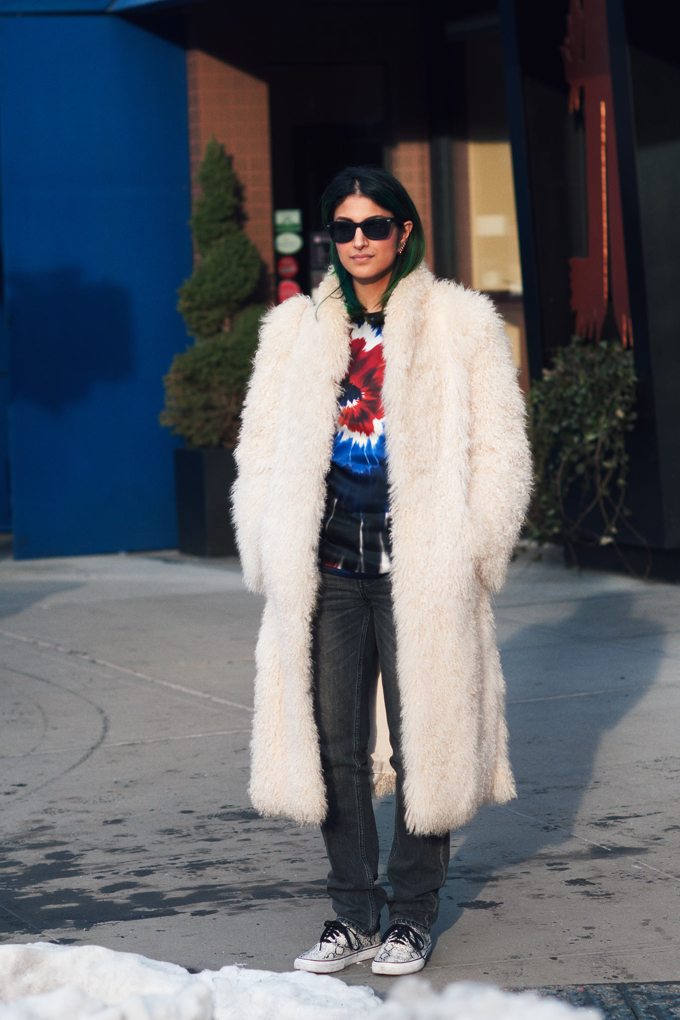 Preetma Singh at New York Fashion Week Fall/Winter 2014