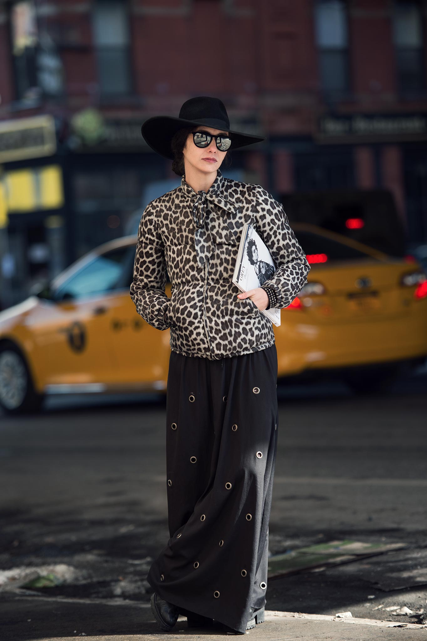 Valentina Ilardi Martin at New York Fashion Week Fall/Winter 2015