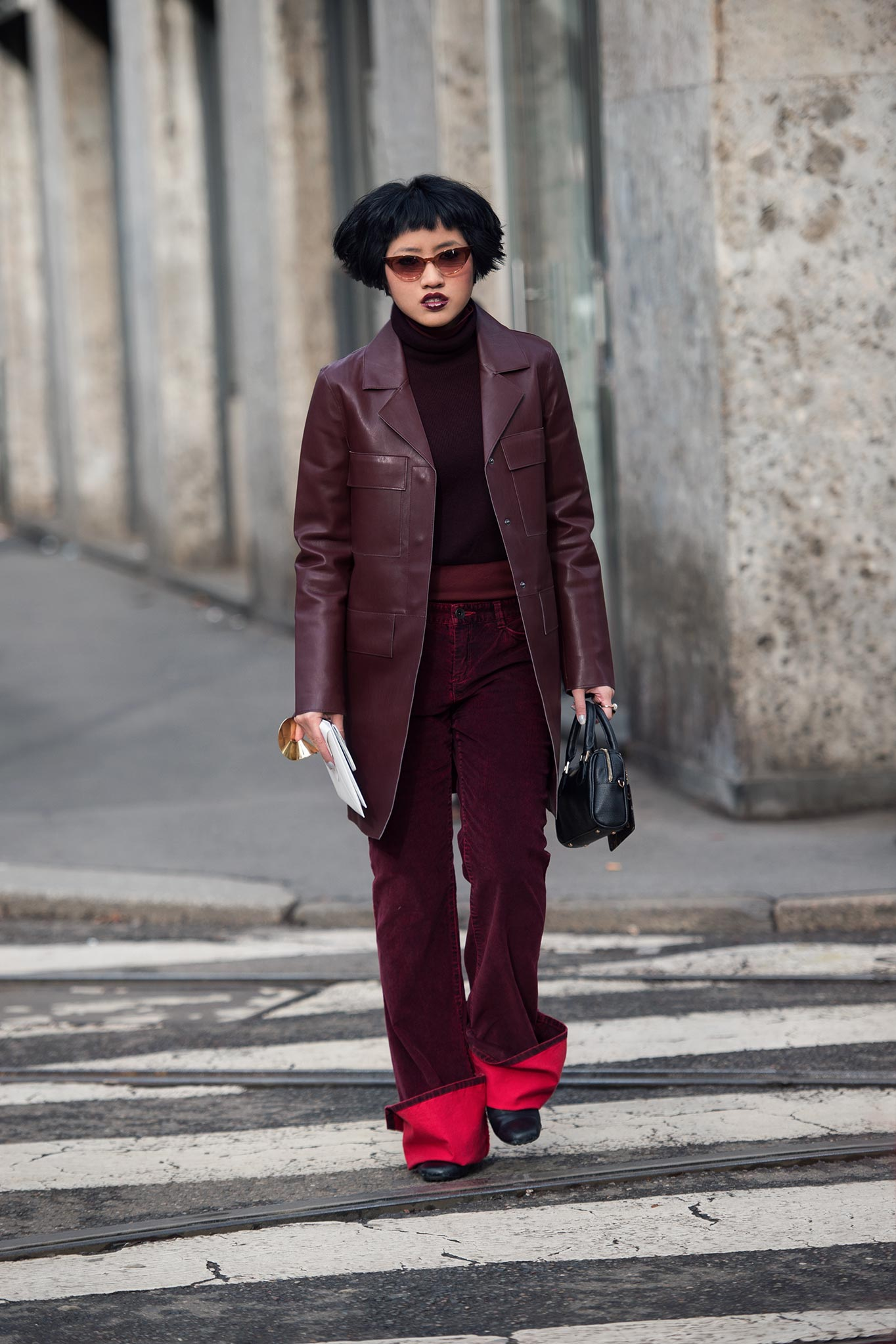 Fame O. Boonyasit at Milan Fashion Week Fall/Winter 2015