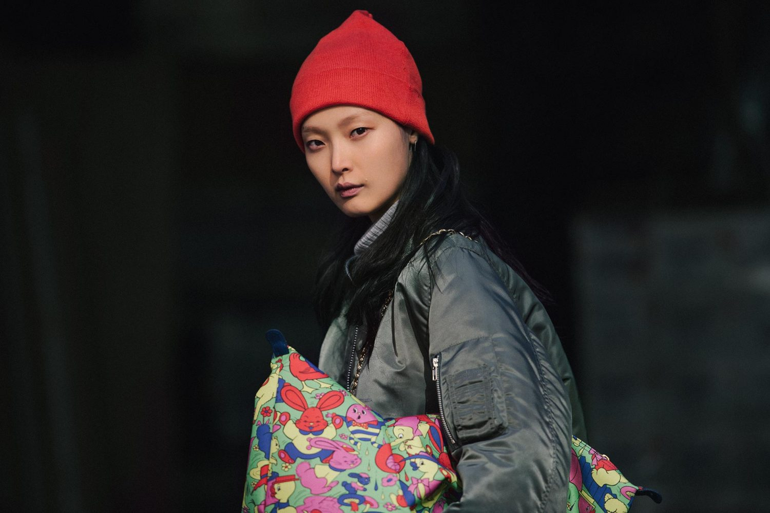 Sung Hee Kim at New York Fashion Week Fall/Winter 2015