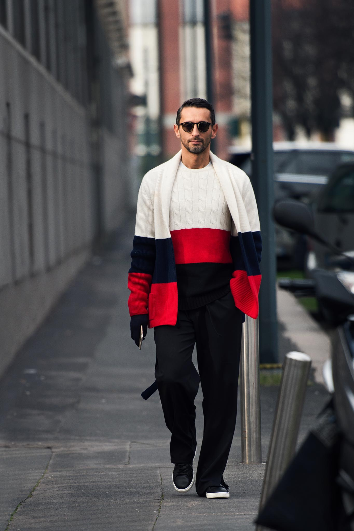Simone Marchetti at Paris Fashion Week Fall/Winter 2015