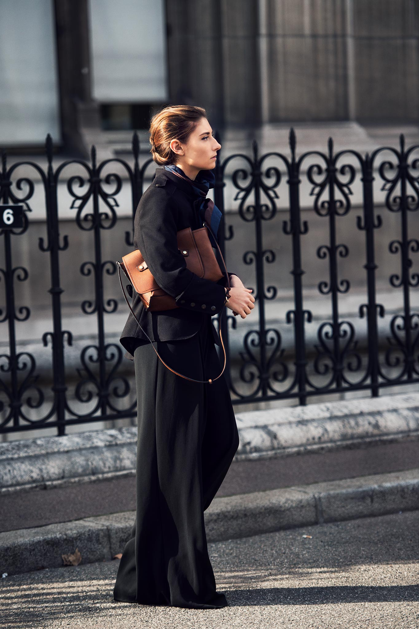 Jenny Walton at Paris Fashion Week