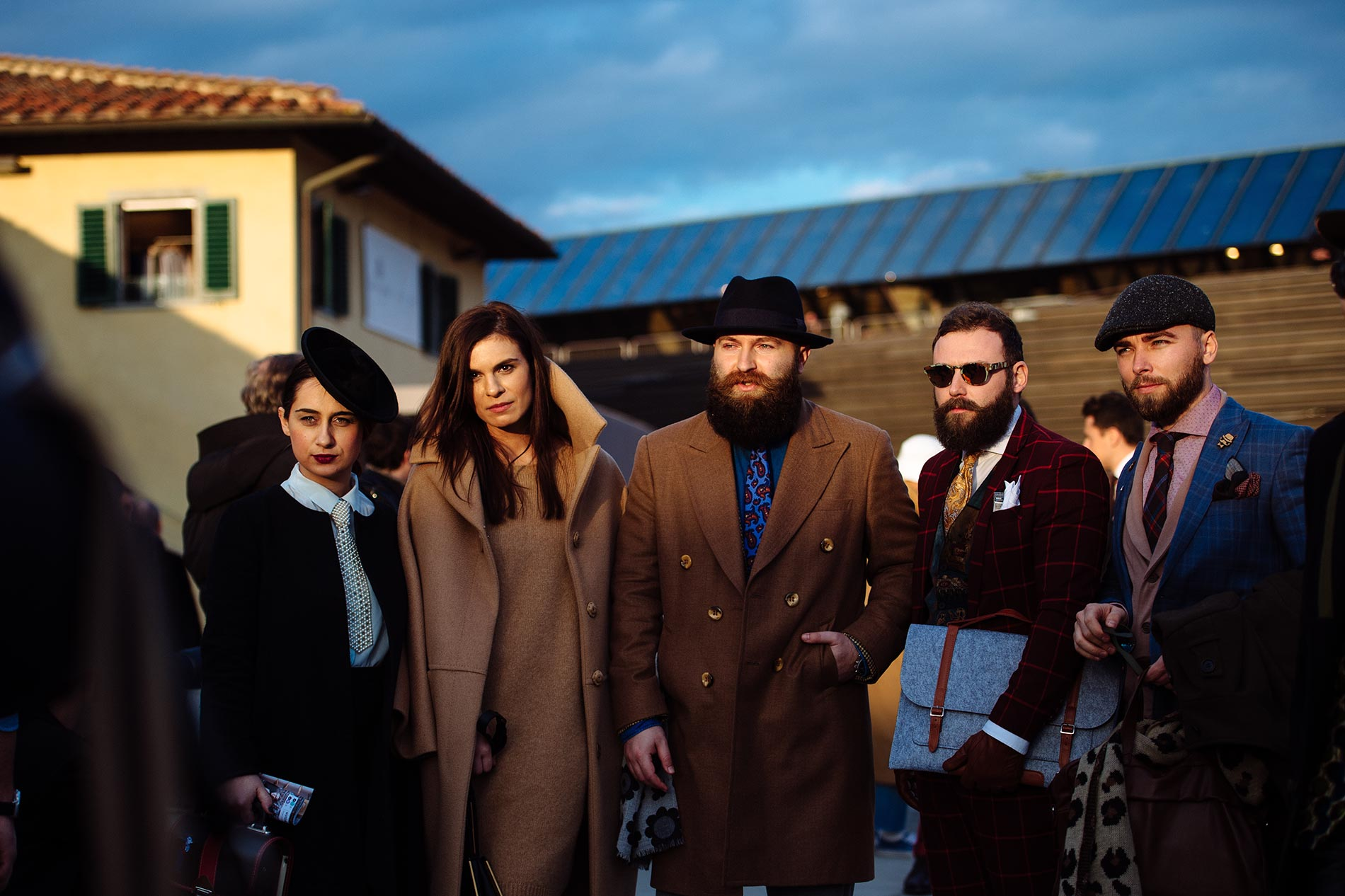 Pitti Uomo 87 - Florence, January 2015