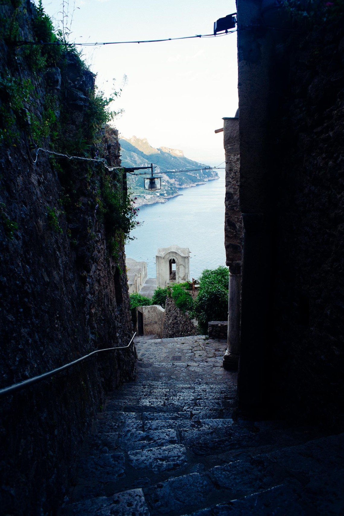 Ravello, Amalfi, Italy - June 2015