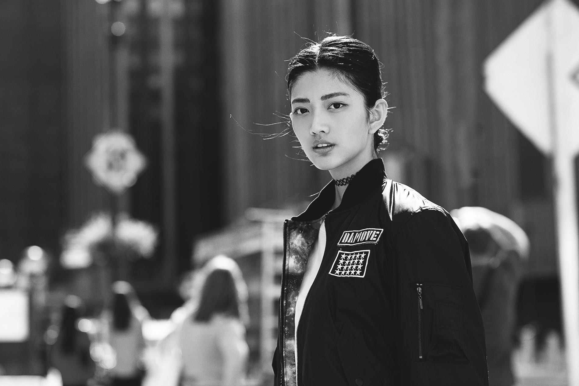 I-Hua Wu at New York Fashion Week Spring/Summer 2016