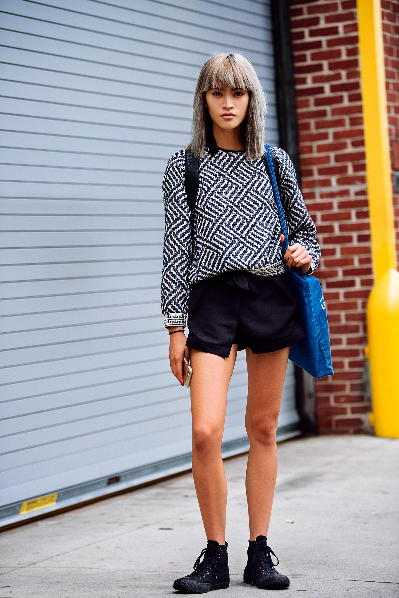 Marga Esquivel at New York Fashion Week Spring/Summer