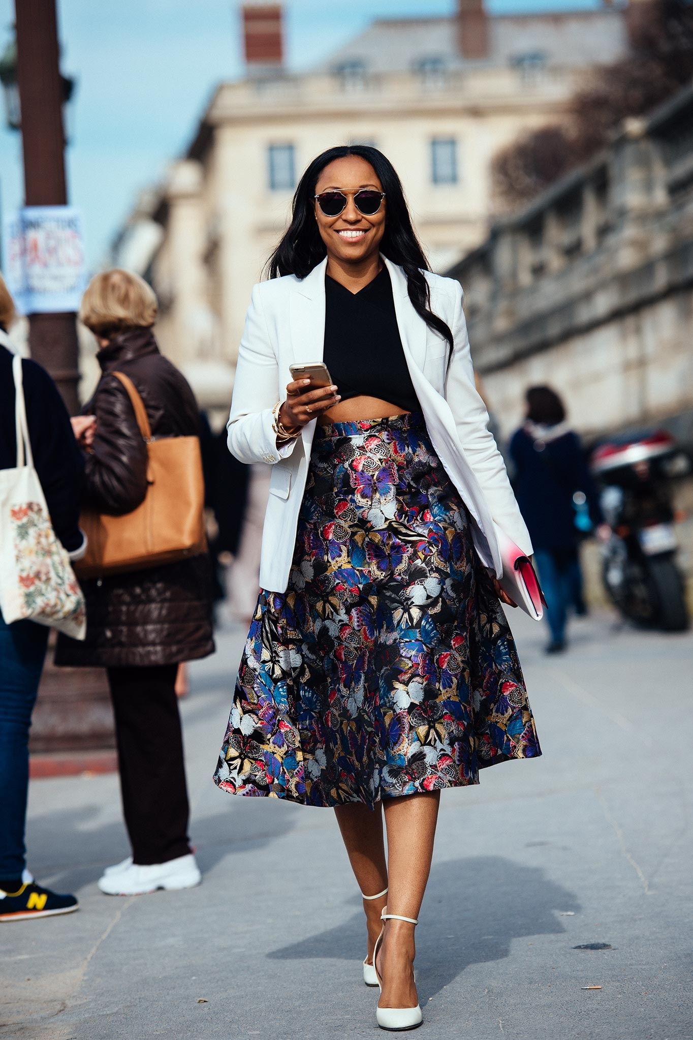 Shiona Turini at Paris Fashion Week Fall/Winter 2015