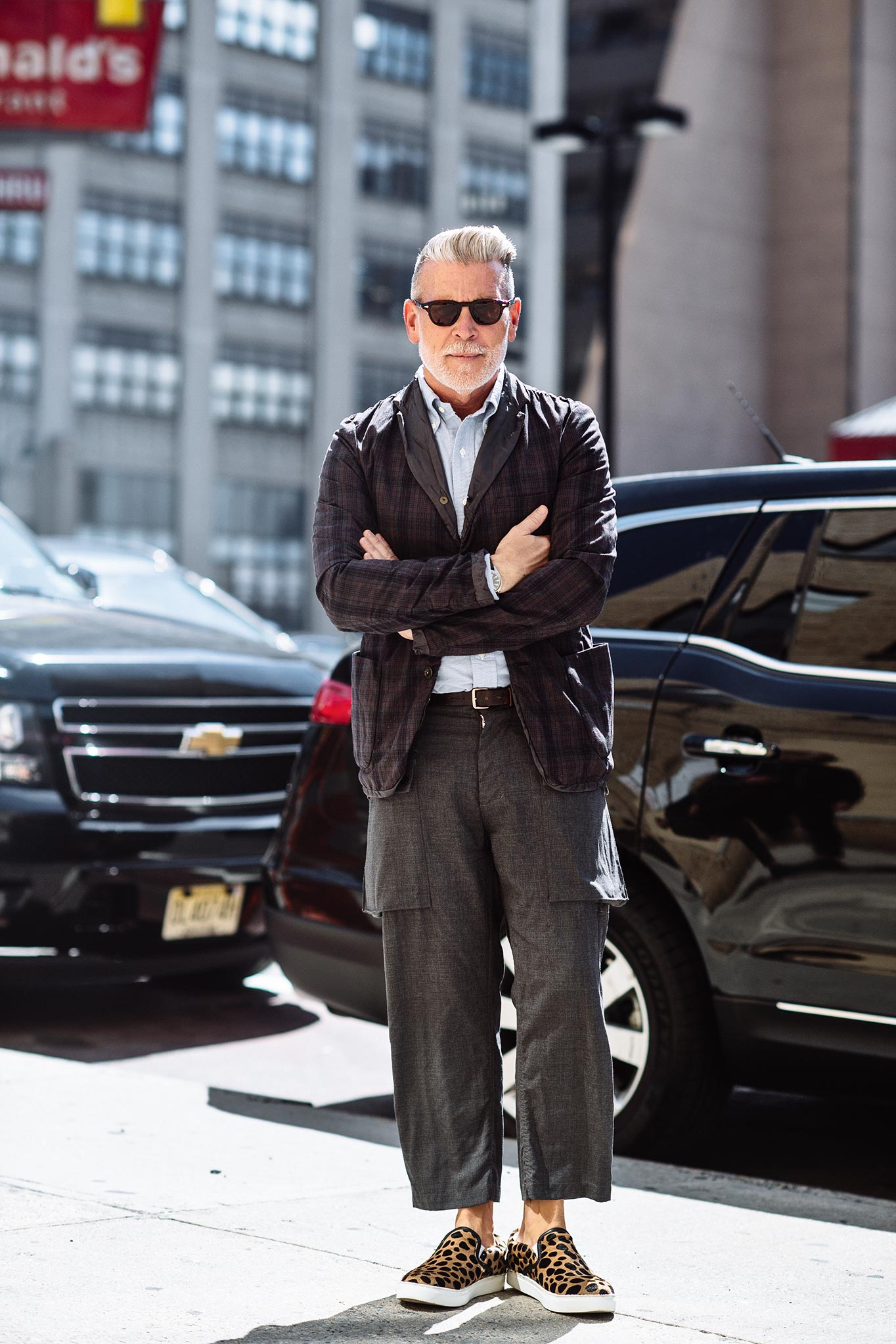 Nickelson Wooster at New York Fashion Week Spring/Summer 2015