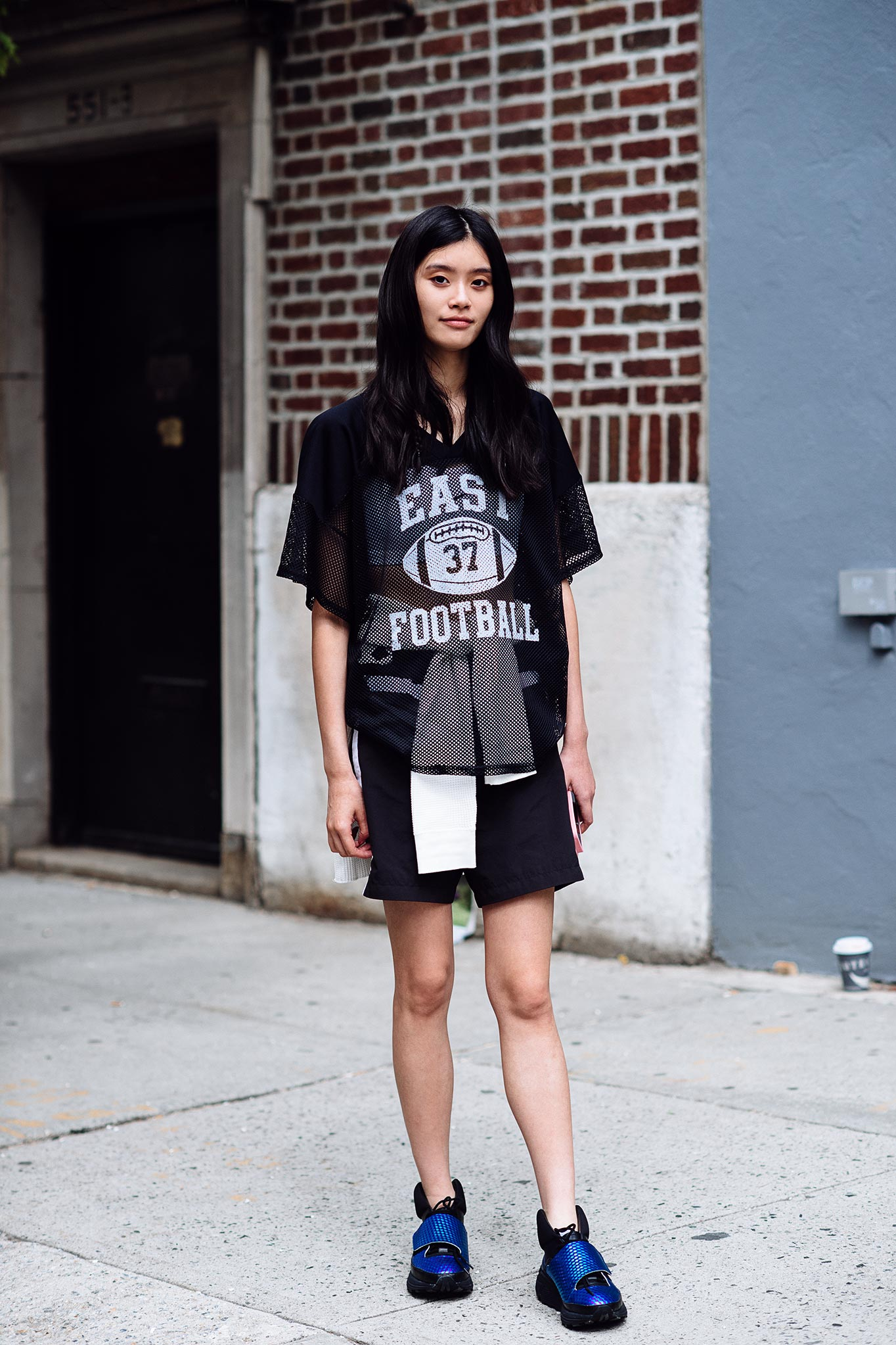 Ming Xi at New York Fashion Week Spring/Summer 2015