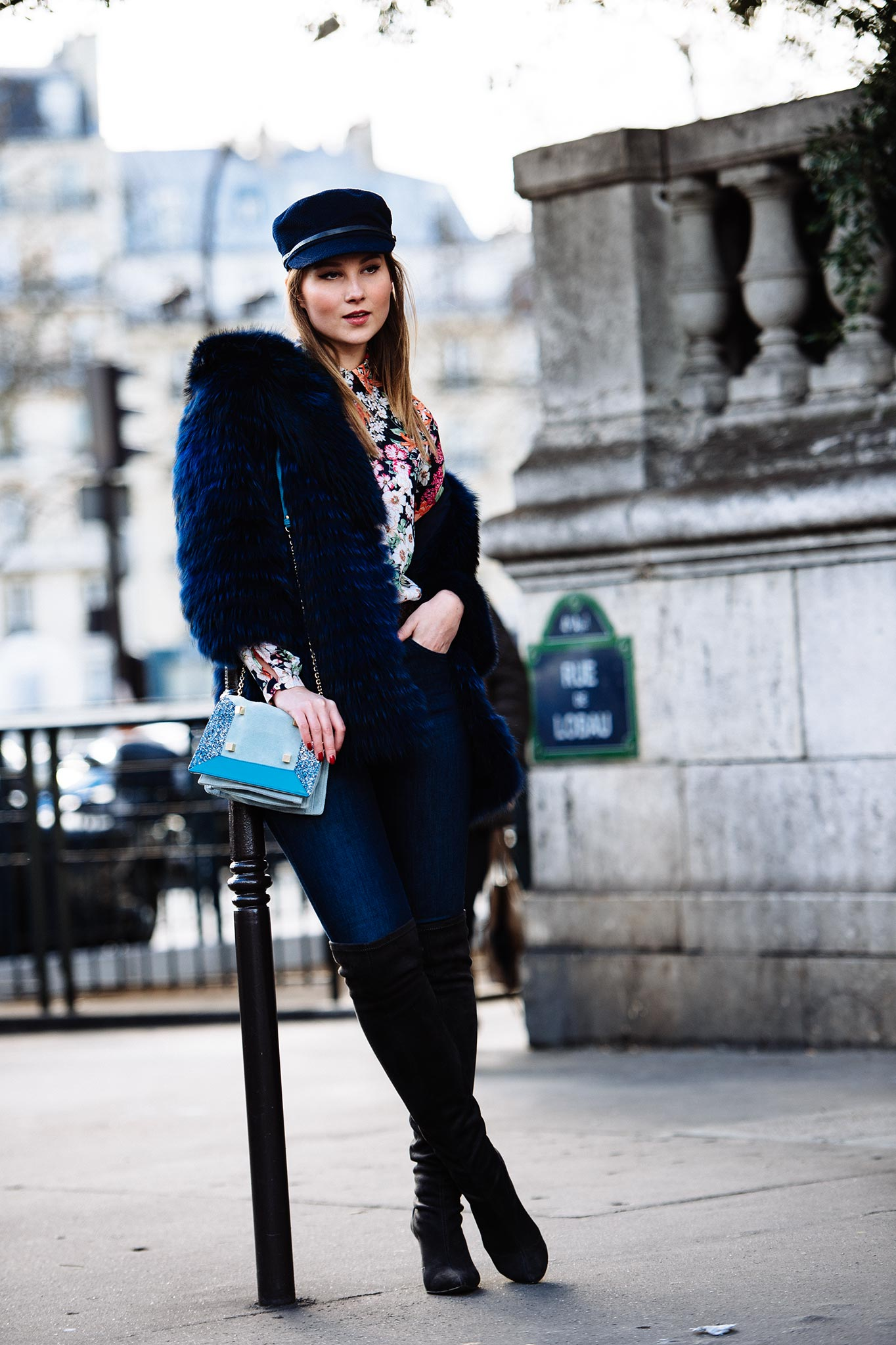 Angelica Ardasheva at Paris Fashion Week Fall/Winter 2015