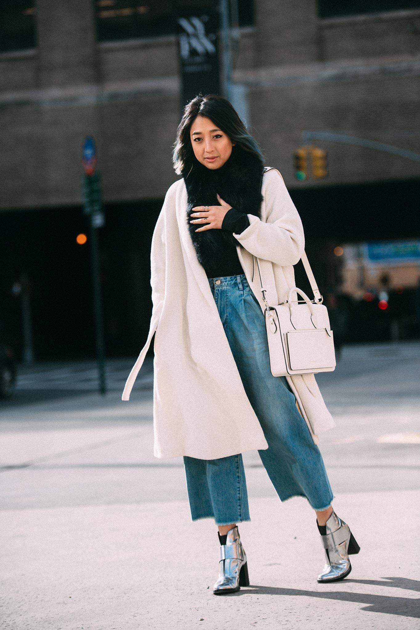 Serena Goh at New York Fashion Week Fall/Winter 2016