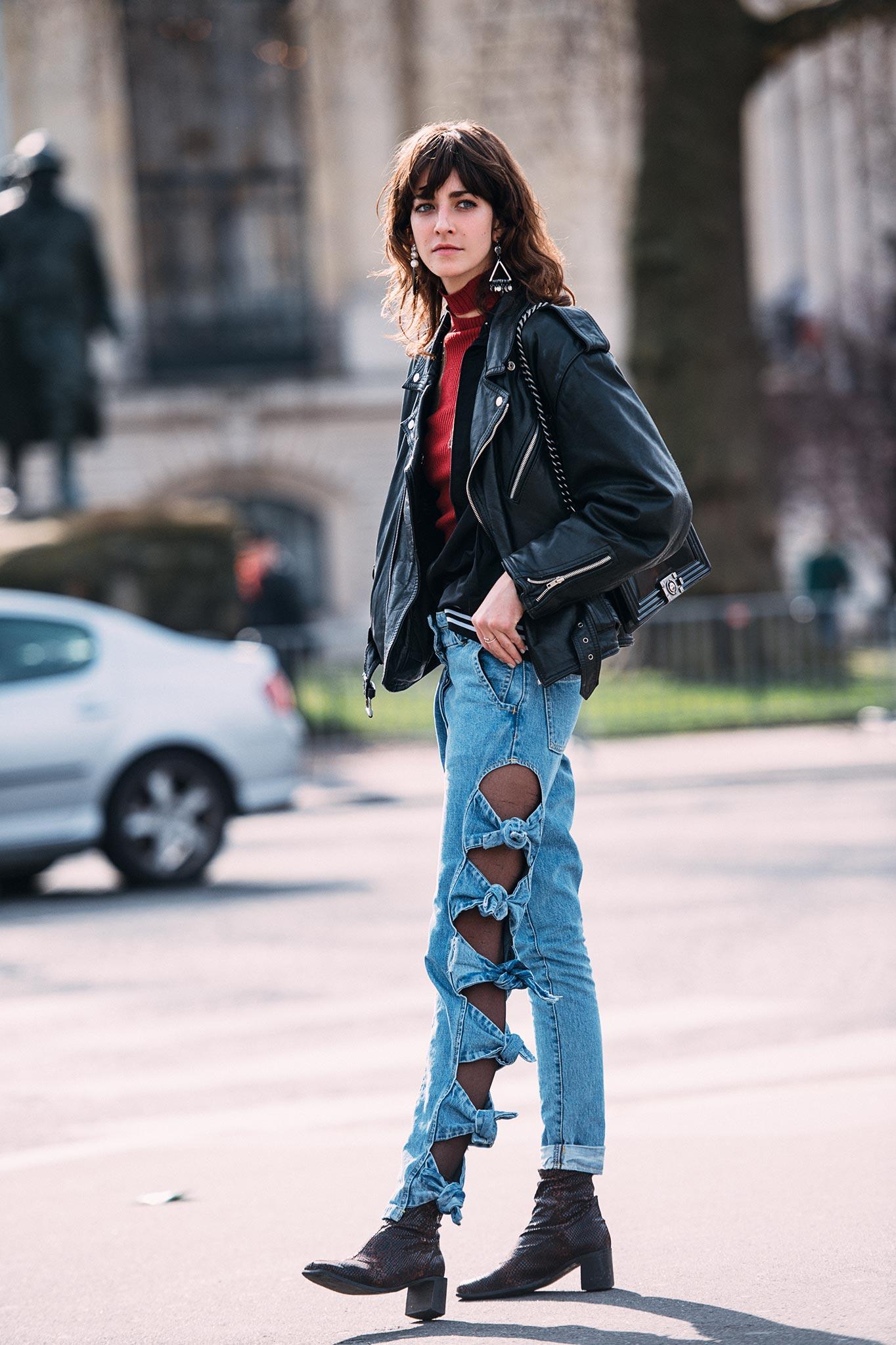 Cris Herrmann at Paris Fashion Week Fall/Winter 2016