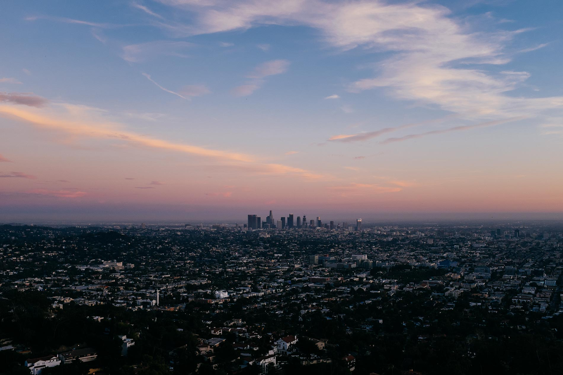 Griffith Observatory @ Los Angeles, California - October 2015