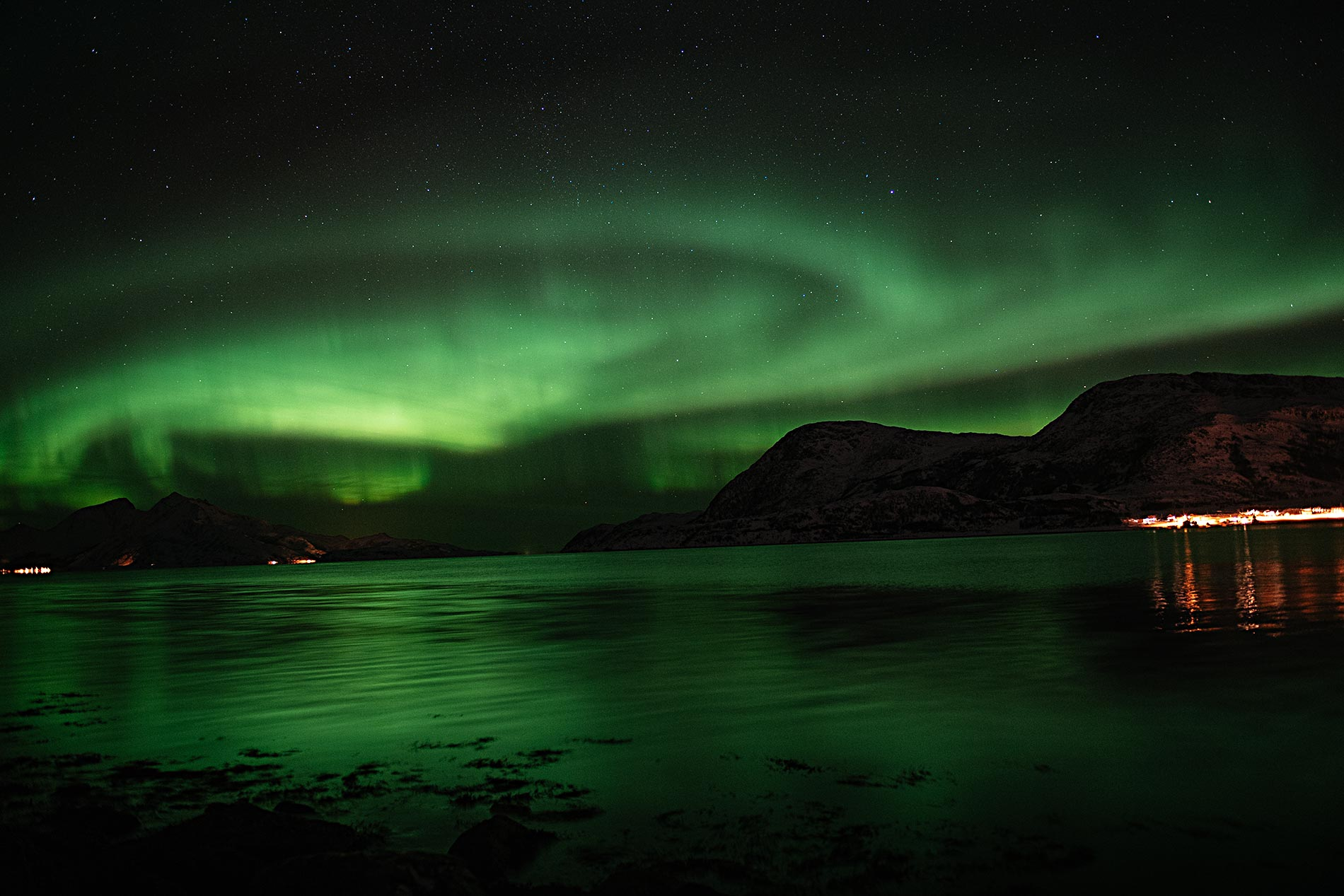 Norther Lights, Tromso, Norway