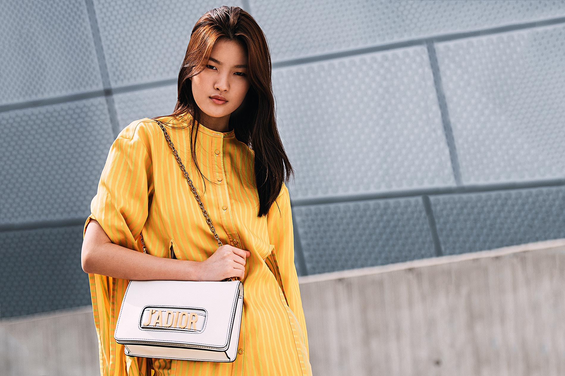 Yujin Seo at Seoul Fashion Week