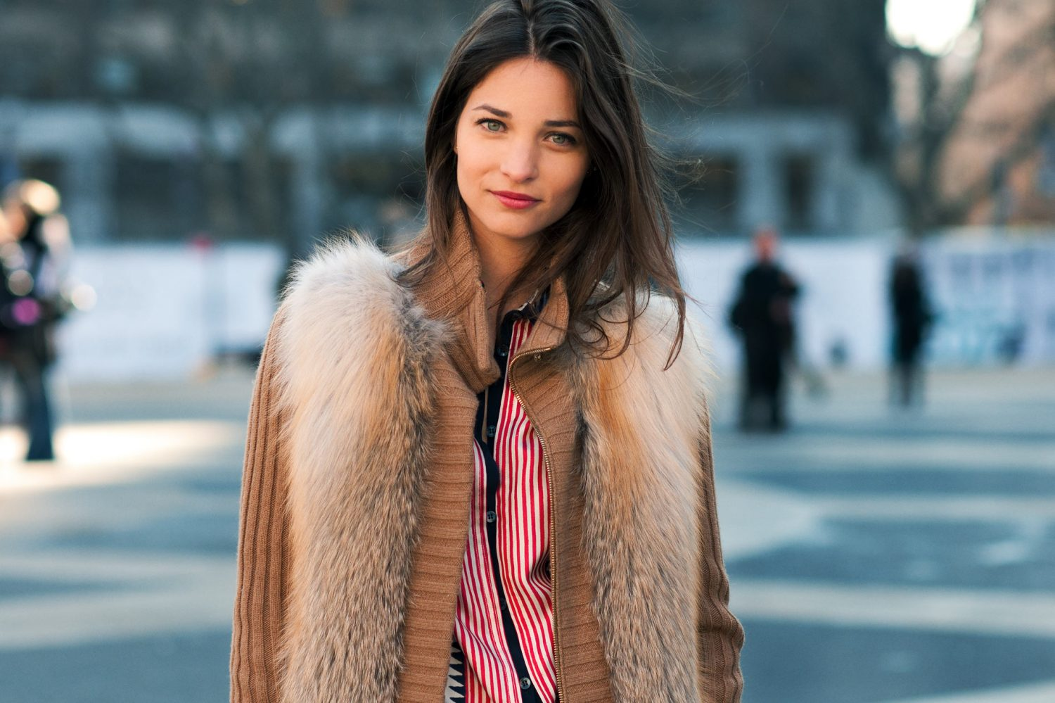 Maria Dueñas Jacobs at New York Fashion Week Fall/Winter 2012