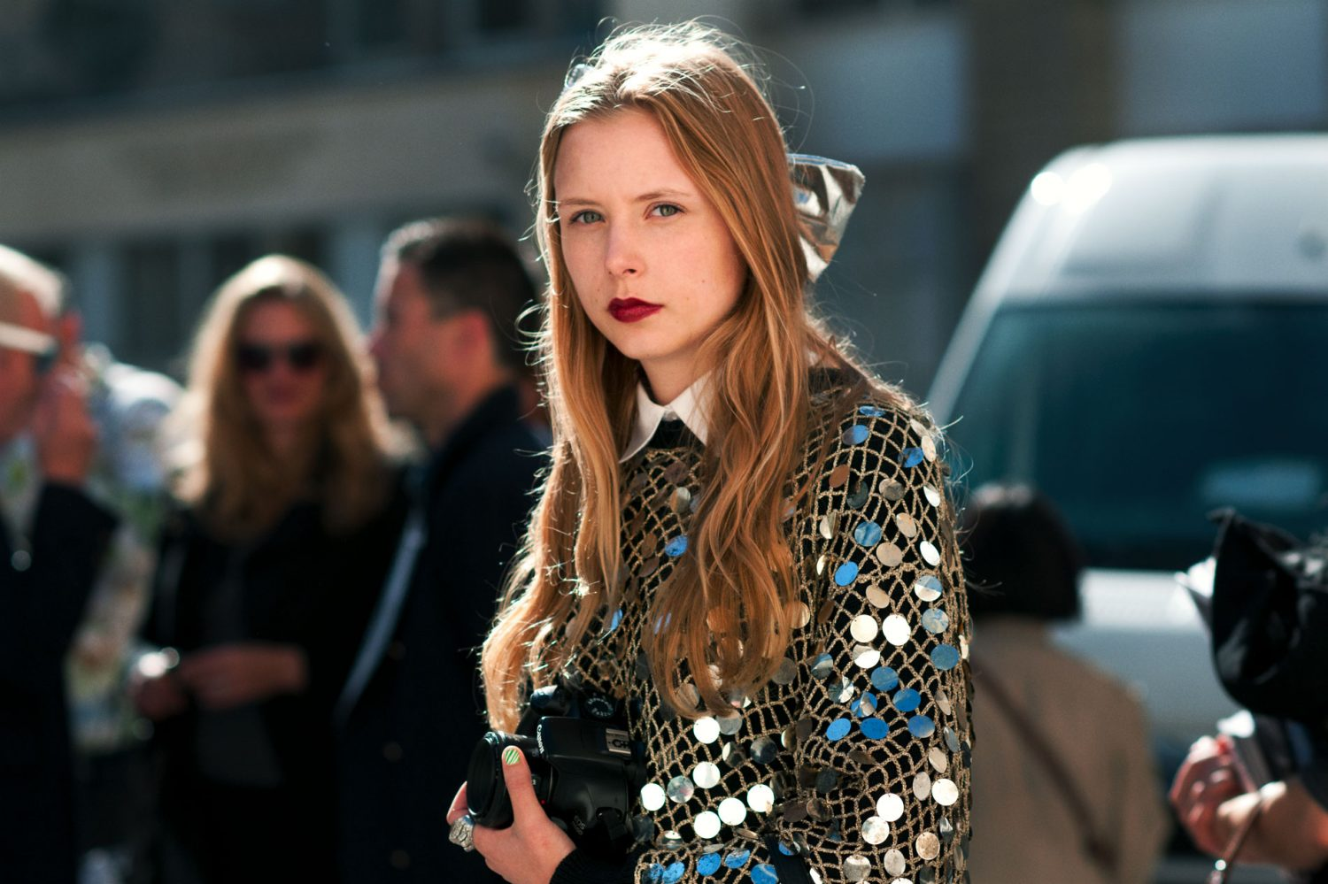 Marie Myrhøj Jensen at Paris Fashion Week Spring/Summer 2013