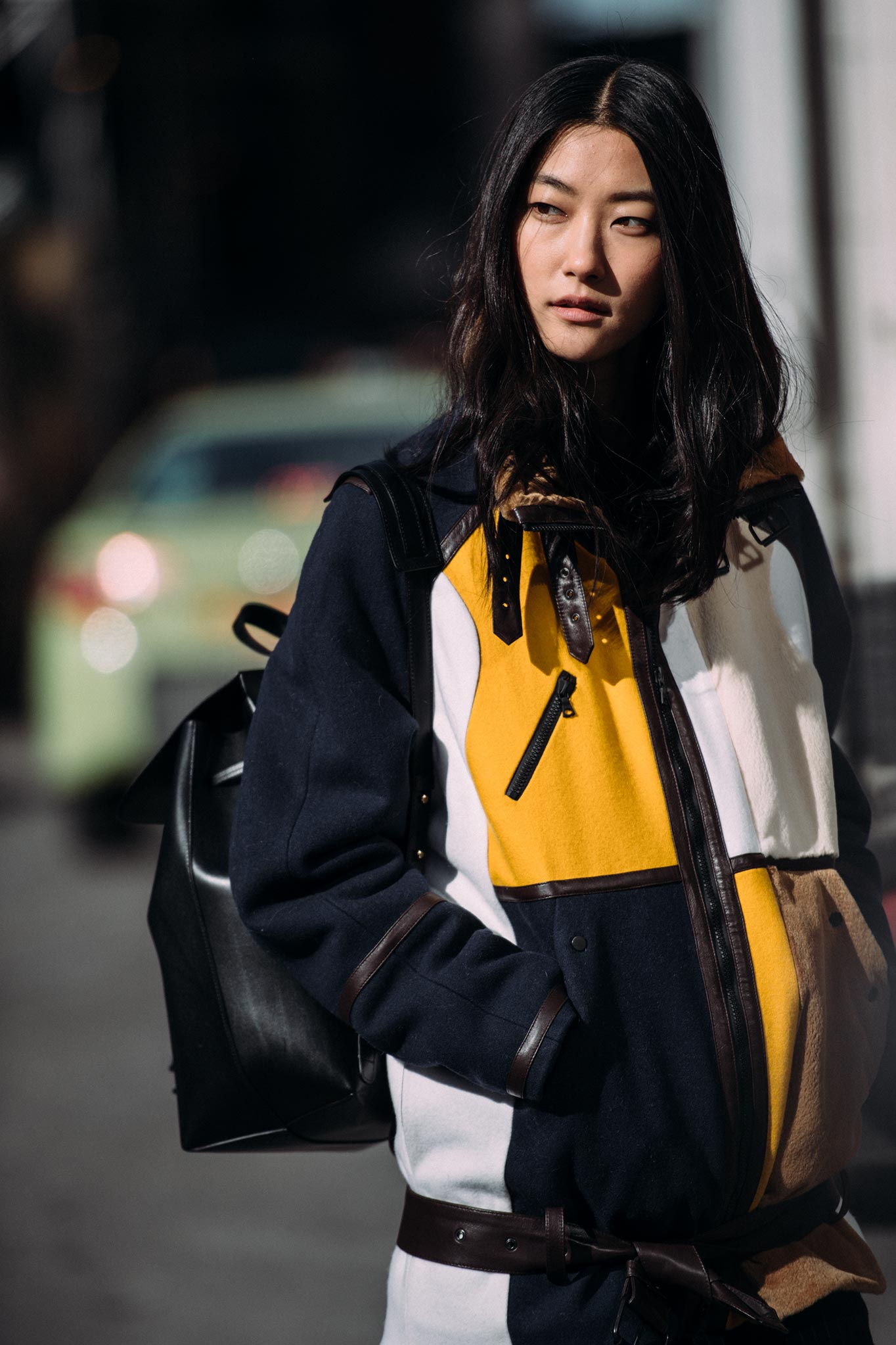 Ji Hye Park at New York Fashion Week Fall/Winter 2015