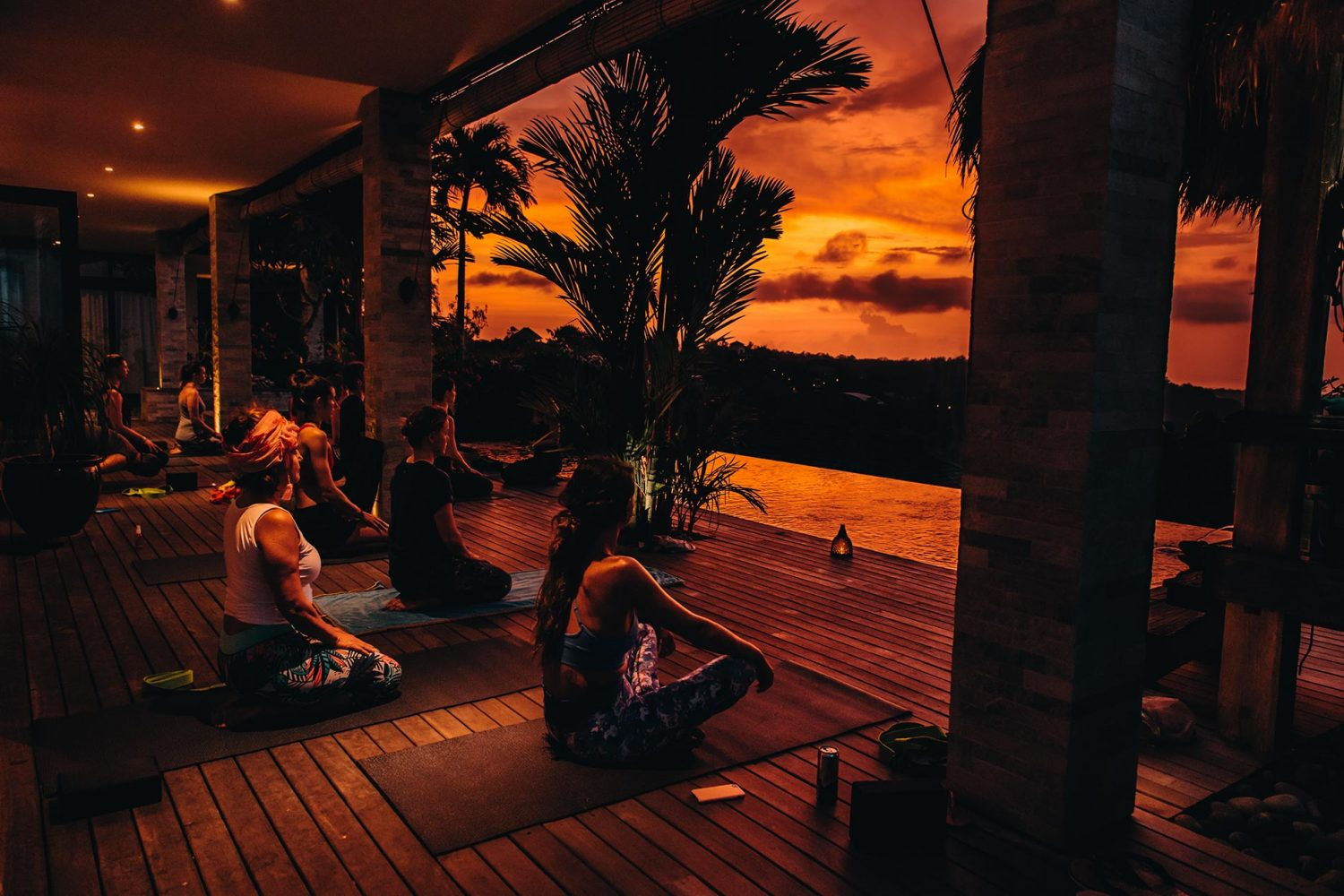 Yuva Yoga Retreat @ Hidden Hills Villa (Uluwatu) - November 2018